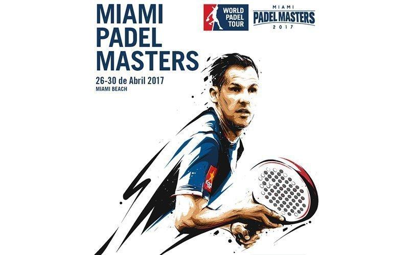 Ya se conocen los cruces del Miami Padel Masters