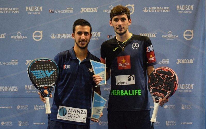 Stupaczuk y Cepero se llevan la final del Challenger Memorial José Martínez