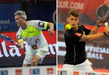 Miguel Lamperti y Ramiro Moyano jugarán juntos el Miami Master