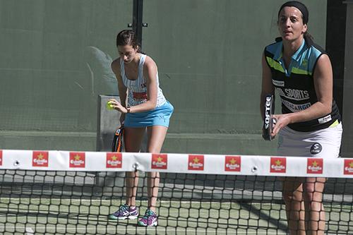 Marta Talaván e Isabel Domínguez se llevó la tercera prueba del Circuito de Pádel Estrella Damm