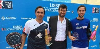 Godo Díaz y Lucho Capra se llevan la final del Lisboa Challenger