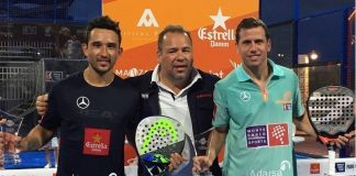 Paquito Navarro y Sanyo Gutiérrez se llevaron la final del Miami Padel Masters