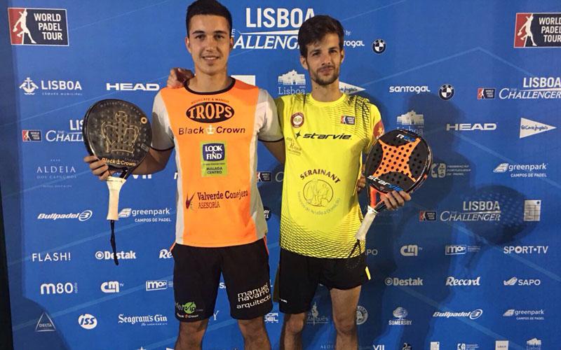 José Carlos Gaspar y Momo González