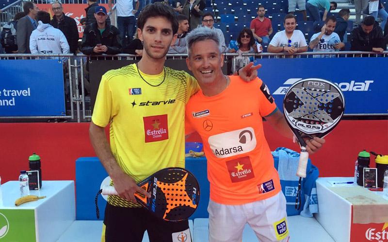 Debut con victoria para Maty Marina y Miguel Lamperti