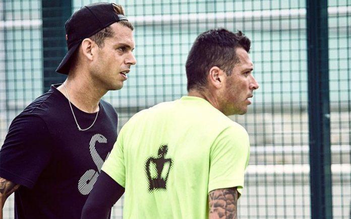 Ramiro Moyano y Adrian Allemandi jugarán juntos lo que resta de temporada