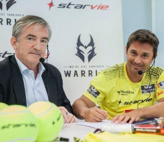 Matías Díaz renueva su acuerdo con StarVie hasta 2019