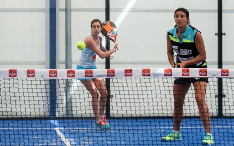 Marta Talaván e Isabel Domínguez revalidan su liderazgo en el Circuito