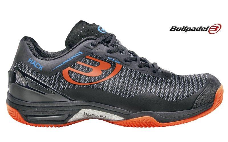 Os presentamos las Zapatillas Bullpadel Hack Knit, las zapatillas de Paquito Navarro
