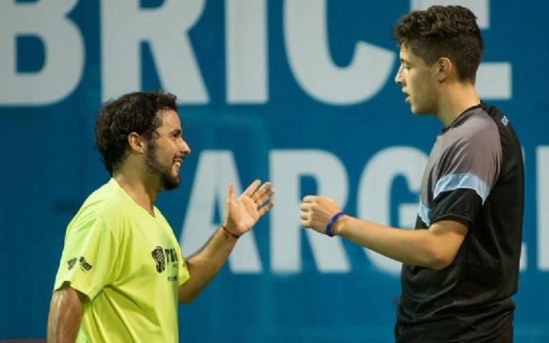Agustín Tapia y Luciano Soliverez ganaron la Fabrice Pastor Cup en Argentina