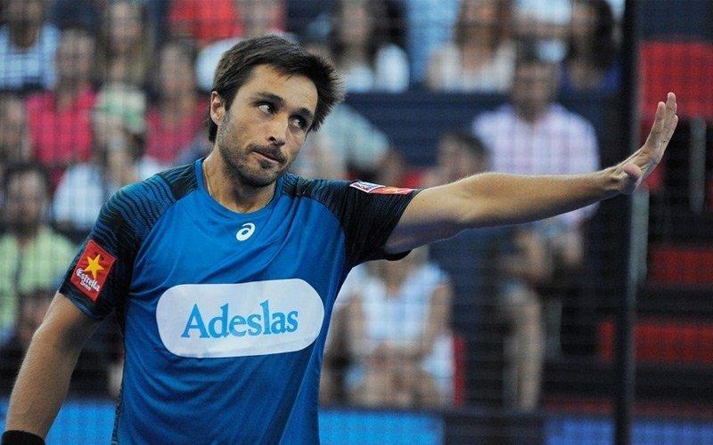 Las 3 mejores jugadas que Fernando Belasteguín recordó en Mundo Padel