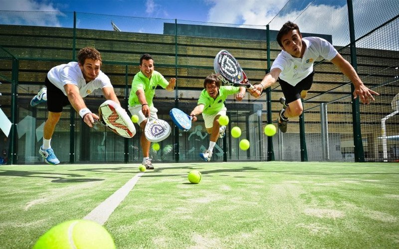 Image result for padel