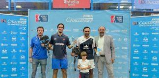 Godo Díaz y Lucho Capra se imponen en el Joma Madrid Challenger