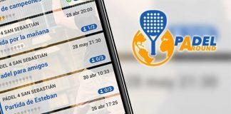 Conoce Padel Around, la primera app comunitaria y gratuita para los jugadores de pádel