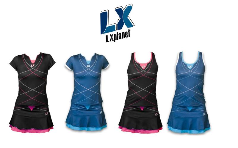 Colección de textil femenino de Lx Planet