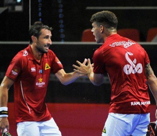 Los dieciseisavos del Gran Canaria Open son historia
