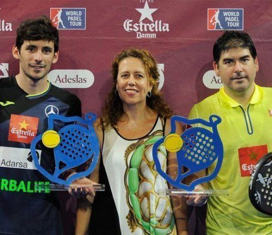 Franco Stupaczuk y Cristian Gutiérrez ganan en la final del Gran Canaria Open