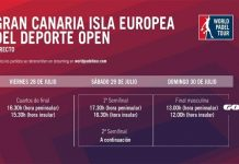 Horarios del streaming del Gran Canaria Open