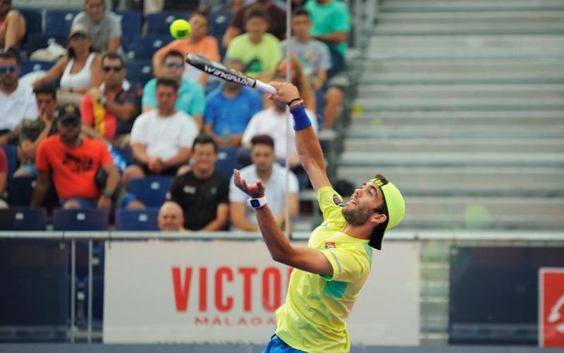 Pincho Fernández y Lucas Bergamini despuntan en los octavos del Mijas Open