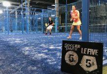 Las pistas oficiales Adidas Padel llegarán a Francia gracias a la empresa Soccer Park Le Five