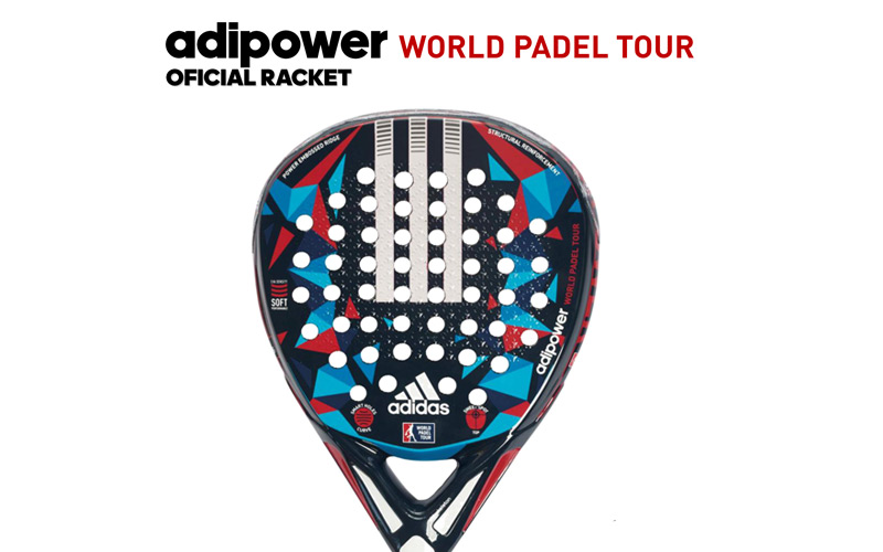 Pala Adidas Adipower World Padel Tour