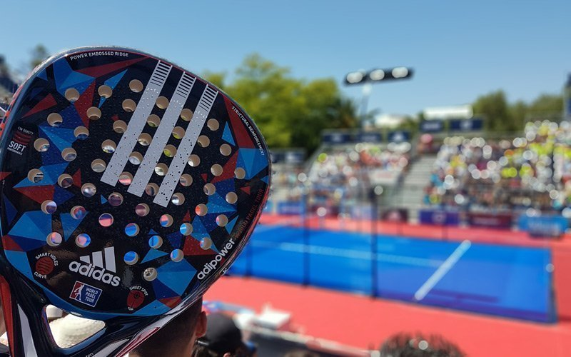músculo Saliente interior  Analysis of Adidas Adipower World Padel Tour, the official shovel of the  circuit
