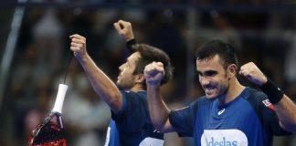 Bela - Lima y las gemelas ganan en la jornada final del Alicante Open
