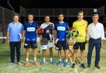 La Padel Nations Cup 2017 dieron como vencedores a Fernando Belasteguín y Godo Díaz