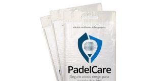 PadelCare, llega el primer seguro contra golpes para palas de pádel