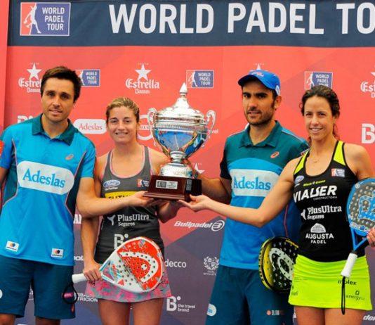 ¿Cómo se reparten los premios en los torneos del World Padel Tour?