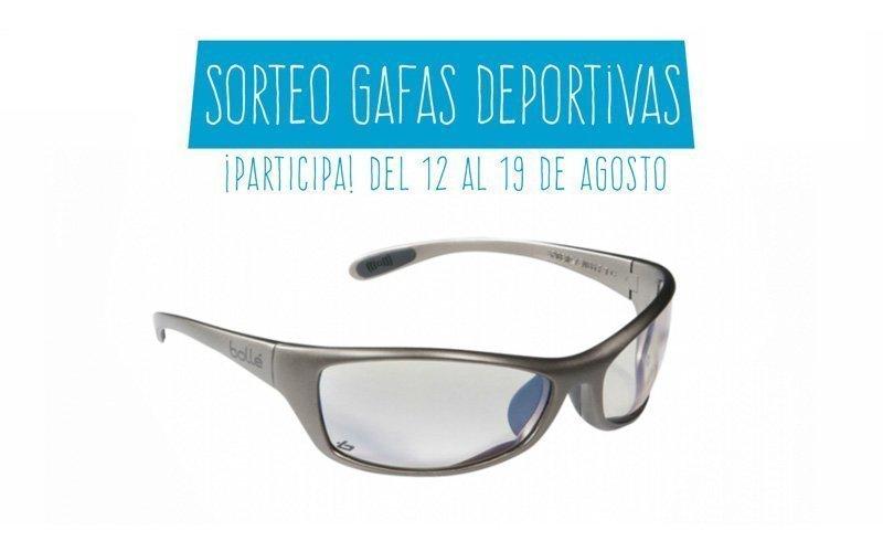 Sorteo de unas gafas deportivas Bollé con LensSport