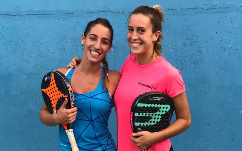 Nuevas parejas femeninas también en el Alicante Open