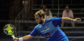 Finaliza una apasionante jornada de dieciseisavos del Sevilla Open