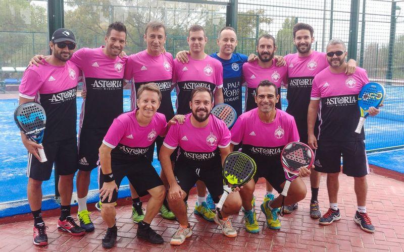 Comienzan la fase de playoffs de las SNP en Málaga