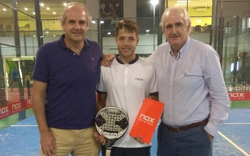 Agustín Tapia, nuevo jugador de Nox
