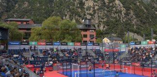 El Andorra Open, una prueba un tanto caótica en varios sentidos