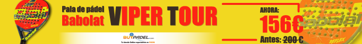 Compra la pala Babolat Viper Tour en BuyPadel