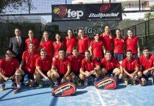 La Selección Española Absoluta ya prepara el Europeo de Noviembre