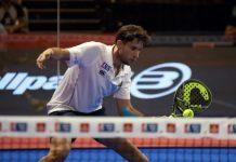 Nacho Gadea se inventó la contradormilona en el Granada Open