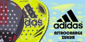 Te presentamos la nueva gama de palas Adidas, la gama Nitrocharge y Zukur