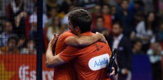 Bela - Lima y Triay - Sainz se proclaman ganadores del Zaragoza Open