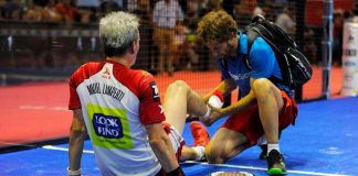 Injuries to the pádel: which are the most typical and how can we avoid them