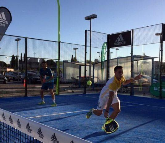 Adidas te invita a jugar al pádel en El Corte Inglés de Sanchinarro