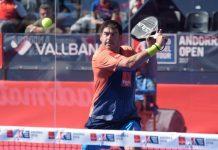 La inverosímil salida de pista de Cristian Gutierrez en el Andorra Open