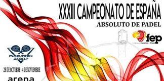 Todo sobre el Campeonato de España Absoluto: cuadros, parejas favoritas y streaming