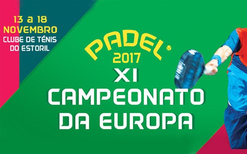 Arranca el Campeonato Europeo de pádel por parejas y equipos