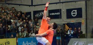 Matí- Maxi y Majo - Mapi se llevan la gloria en la jornada final del Keler Bilbao Open