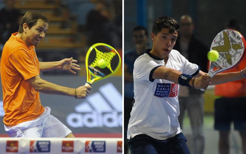 Marcello Jardim y Agustín Tapia jugarán juntos en 2018
