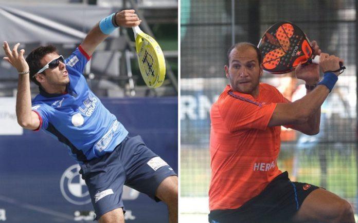 Seba Nerone y José Antonio García Diestro sumarán voluntad y experiencia para 2018