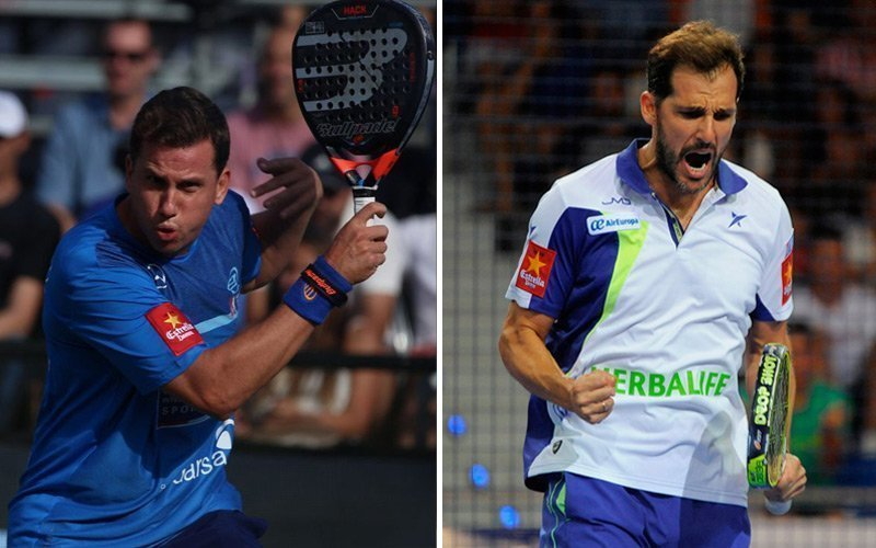6c49a8fb Paquito Navarro and Juan Martín Díaz, the most explosive couple is already  a reality