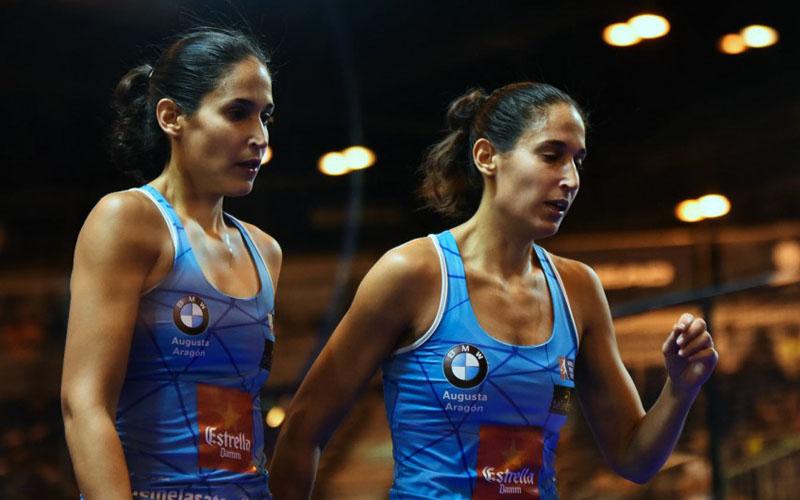 Majo y Mapi Sánchez Alayeto terminan en lo más alto del ranking en 2017